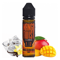 MANGO TWIST CREAM DREAM 60ML