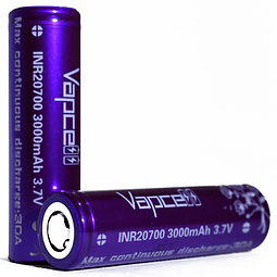 Vapcell  Bateria 20700 Purple