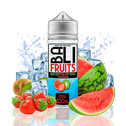 BALI FRUITS - ICE WATERMELON KIWI STRAWBERRY 100ML