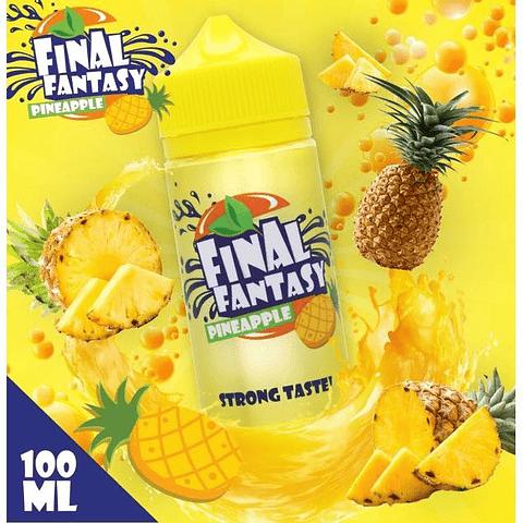 Final Fantasy - Pineapple 100ml