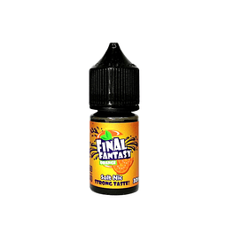 Final Fantasy - Orange Salt Nic 30ML
