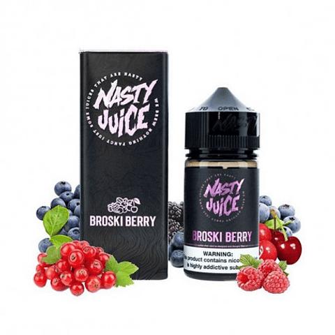 Nasty Juice Broski Berry Mix-Berries 60ml