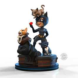 Q-Fig Elite DC Comics Catwoman