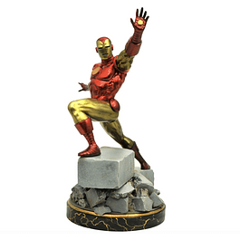 Marvel Premier Collection Classic Iron Man Statue