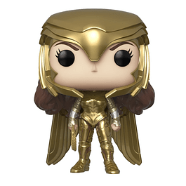 POP! Heroes: WW84 - Wonder Woman Golden Armor