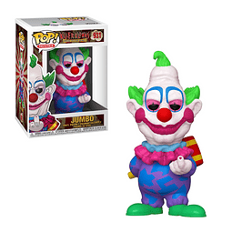 POP! Movies: Killer Klowns from Outer Space - Jumbo