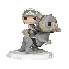 POP! Deluxe: Star Wars The Empire Strikes Back 40th Anniversary - Luke Skywalker with Tauntaun