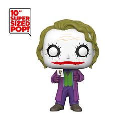 POP! Heroes: The Dark Knight Trilogy - The Joker (Super Sized)
