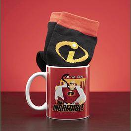 Gift Box The Incredibles: Mr. Incredible Mug and Socks Set