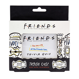 Trivia Quiz: Friends Second Edition