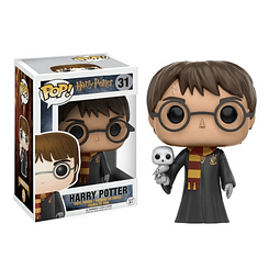 POP! Harry Potter: Harry with Hedwig