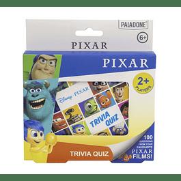 Trivia Quiz: PIXAR Films