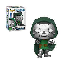 POP! Marvel Fantastic Four: Doctor Doom