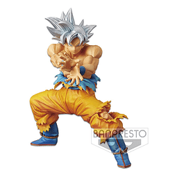 Dragon Ball Super: DXF The Super Warriors Statue Ultra Instinct Goku