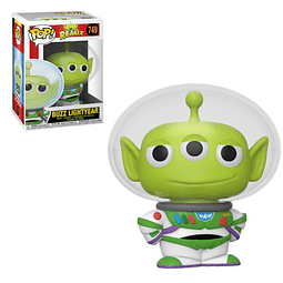 POP! Disney Pixar Alien Remix: Buzz Lightyear