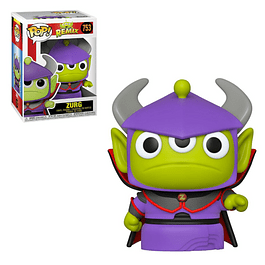 POP! Disney Pixar Alien Remix: Zurg