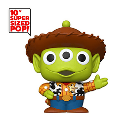 POP! Disney Pixar Alien Remix: Woody (Super Sized)