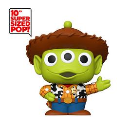 POP! Disney Pixar Alien Remix: Woody (Super Sized)