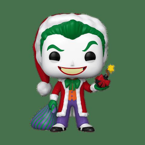 POP! Heroes: DC Holiday - The Joker as Santa