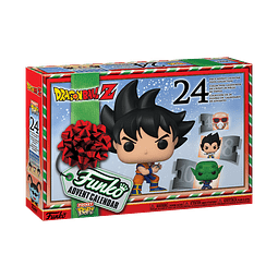 Dragon Ball Z Pocket POP! Advent Calendar 2020