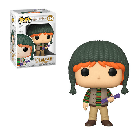 POP! Harry Potter Holiday: Ron Weasley
