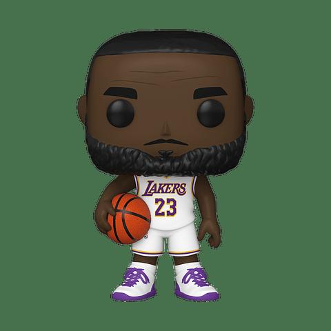 POP! Basketball: Los Angeles Lakers - LeBron James (Alternate)
