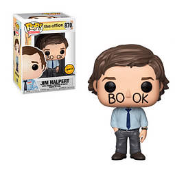 POP! TV: The Office - Jim Halpert Chase Edition