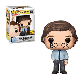 POP! TV: The Office - Jim Halpert Chase Edition