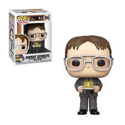 POP! TV: The Office - Dwight with Gelatin Stapler