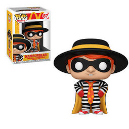 POP! Ad Icons: McDonald's - Hamburglar