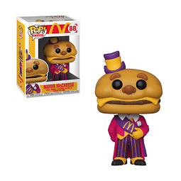 POP! Ad Icons: McDonald's - Mayor McCheese