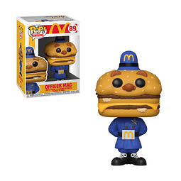 POP! Ad Icons: McDonald's - Officer Mac