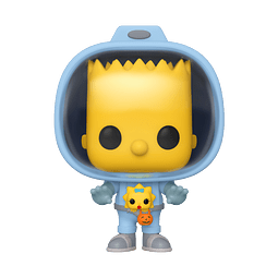 POP! TV: The Simpsons Treehouse of Horror - Spaceman Bart