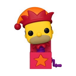 POP! TV: The Simpsons Treehouse of Horror - Jack-In-The-Box Homer