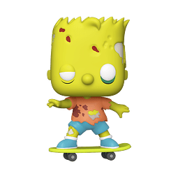 POP! TV: The Simpsons Treehouse of Horror - Zombie Bart
