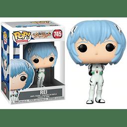 POP! Animation: Evangelion - Rei