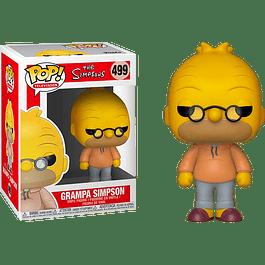 POP! TV: The Simpsons - Grampa Simpson