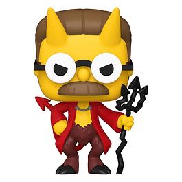 POP! TV: The Simpsons Treehouse of Horror - Devil Flanders