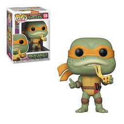 POP! Retro Toys: Teenage Mutant Ninja Turtles - Michelangelo