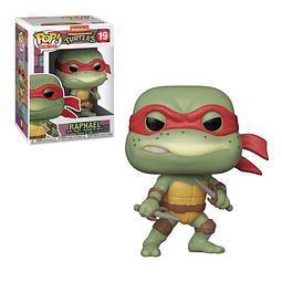POP! Retro Toys: Teenage Mutant Ninja Turtles - Raphael