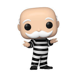 POP! Retro Toys: Mr. Monopoly in Jail