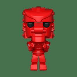 POP! Retro Toys: Rock 'Em Sock 'Em Robot (Red)