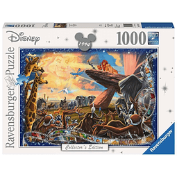 Puzzle 1000 Peças Disney Collector's Edition The Lion King