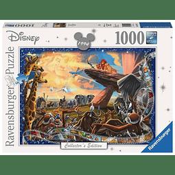 Puzzle 1000 Peças Disney Collector's Edition The Lion King