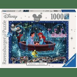 Puzzle 1000 Peças Disney Collector's Edition The Little Mermaid