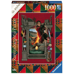 Puzzle 1000 Peças Harry Potter Triwizard Tournament