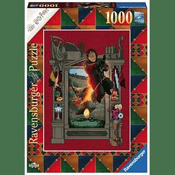 Puzzle 1000 Peças Harry Potter Triwizard Tournament