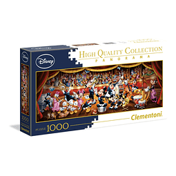 Puzzle 1000 Peças Disney Orchestra Panorama