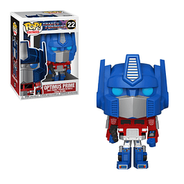 POP! Retro Toys: Transformers - Optimus Prime