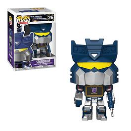 POP! Retro Toys: Transformers - Soundwave